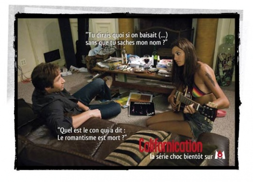 Californication affiche 2