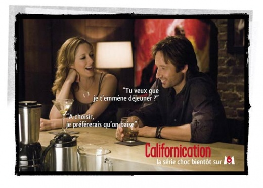 Californication affiche 1