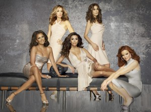 VANESSA WILLIAMS, FELICITY HUFFMAN, EVA LONGORIA, TERI HATCHER, MARCIA CROSS