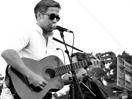 Ryan Gosling chanteur