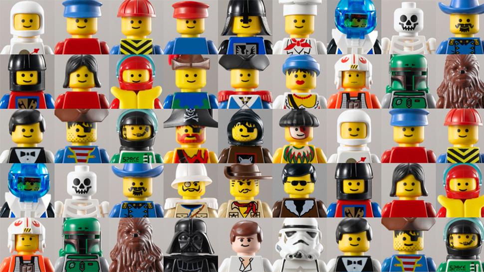 L 39 volution des figurines lego de 1978 nos jours - Lego star wars personnage ...