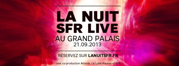 banner Nuit SFR Live