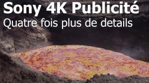 Avec sa pub TV 4K, Sony refait le coup de la Bravia