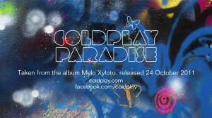 Coldplay : Paradise