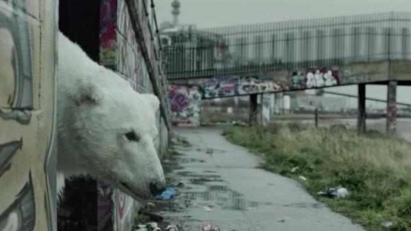 Greenpeace veut sauver l'Arctique avec Jude Law et Radiohead