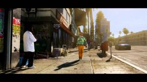 GTA V : trailer
