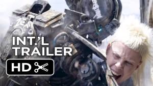 Chappie Official UK Trailer #1 (2015) – Hugh Jackman, Sigourney Weaver Robot Movie HD