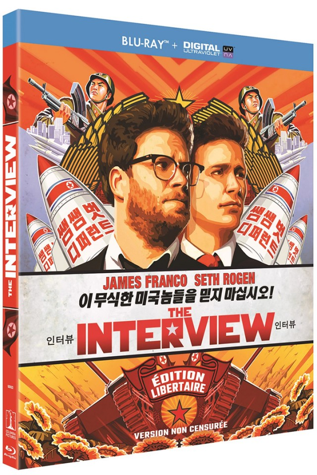 TheInterview_BluRay
