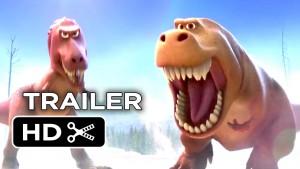 The Good Dinosaur Teaser Trailer (2015) – Pixar Movie HD