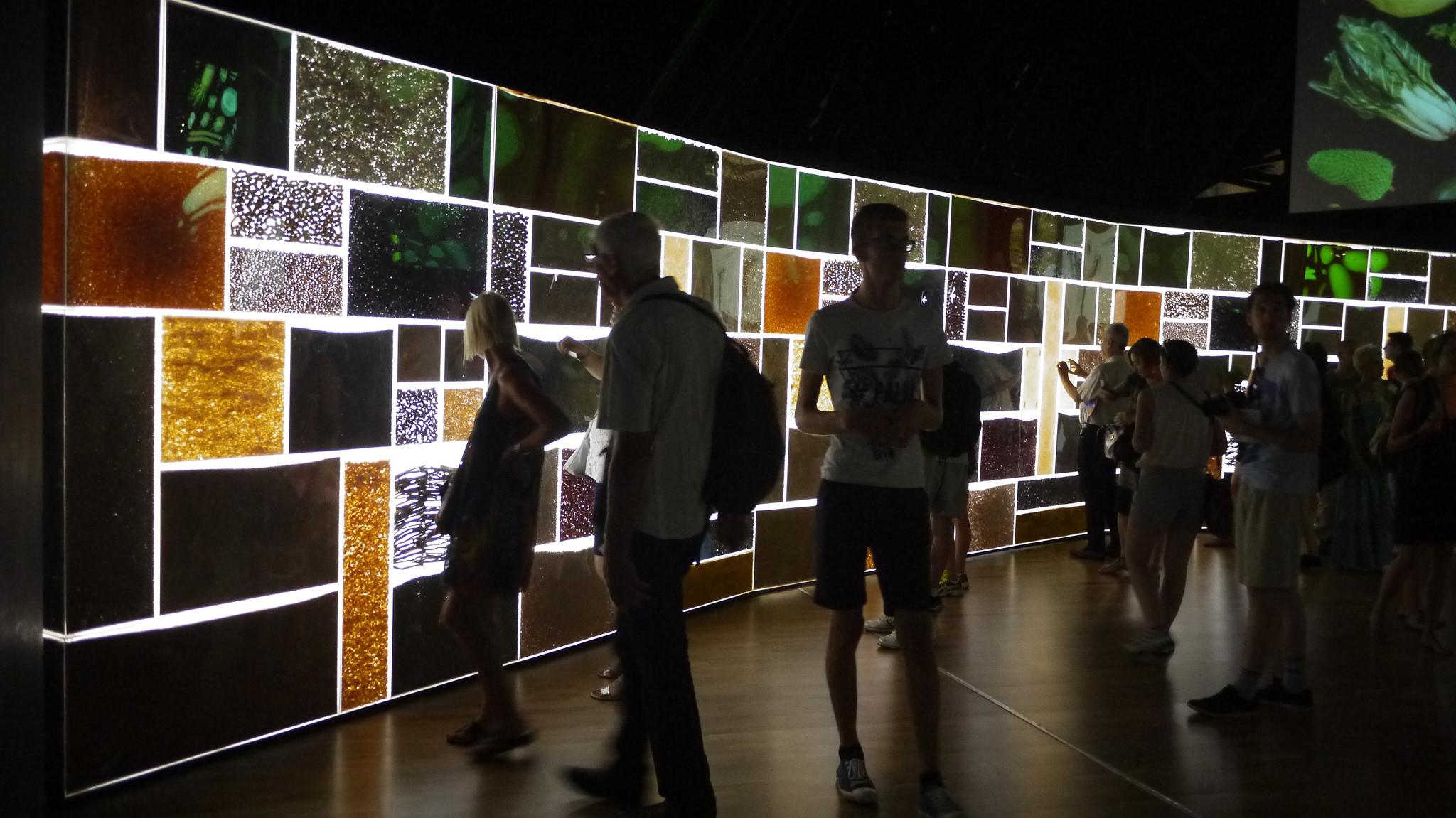 Stands Expo Universelle : Expo à milan ça ressemble quoi une exposition