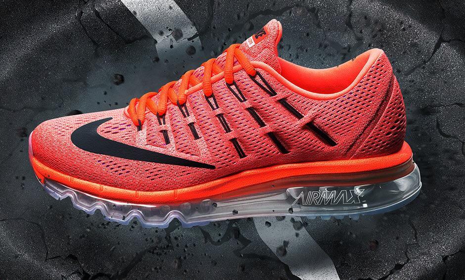 Nike Air Max 2016 à l'assaut du bitume [avis]