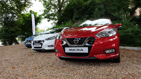 Nissan Micra - Made in France