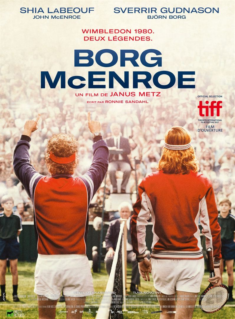 Borg/McEnroe - le film