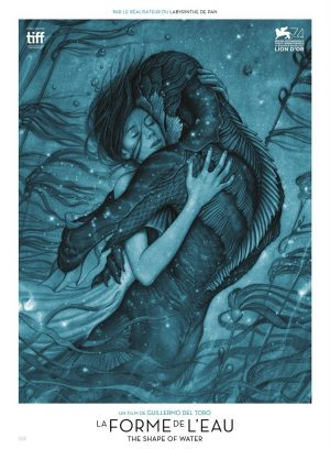 A shape of water