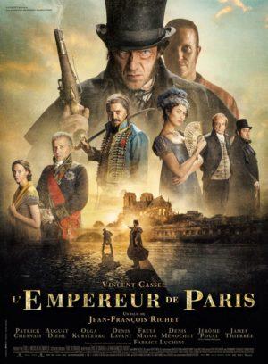 L'Empereur de Paris Vincent Cassel